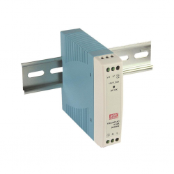 DIN Rail Power Supply 12VDC